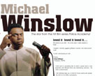 Celebrity Headshot Printing - Michael Winslow